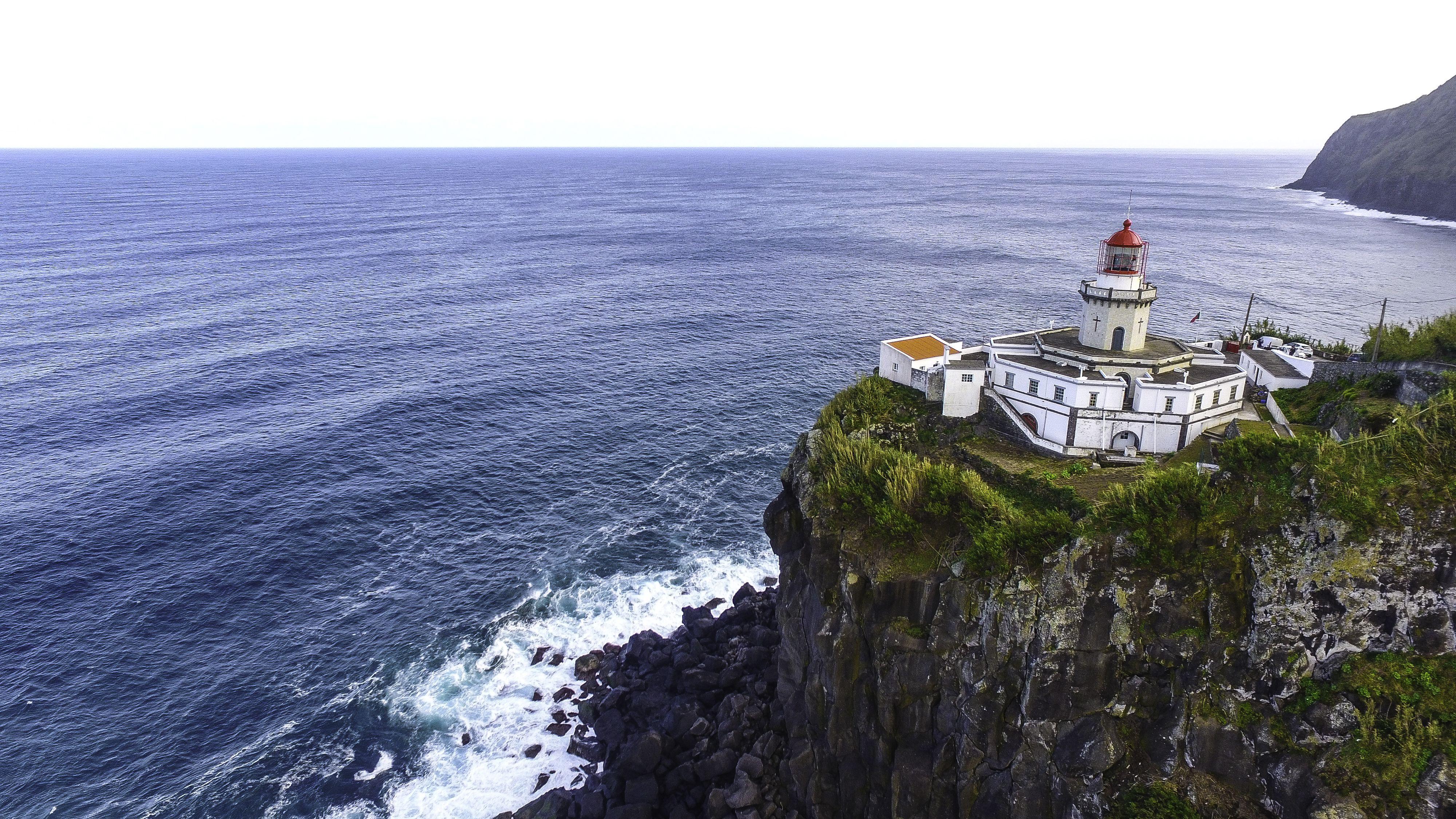 Farol do Arnel - Lighthouse Azores