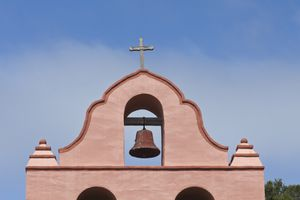 Belltower at La Purisima Mission State Historic Park