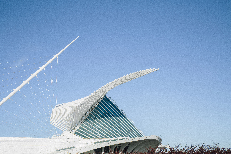 Milwaukee Art Museum exterior