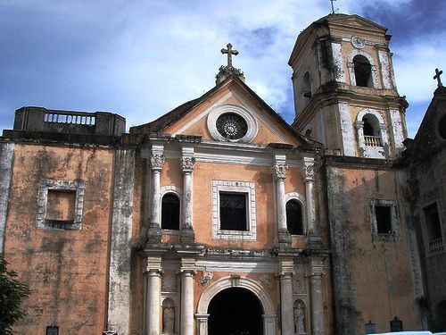 Iglesia de San Agustín, Intramuros, Manila