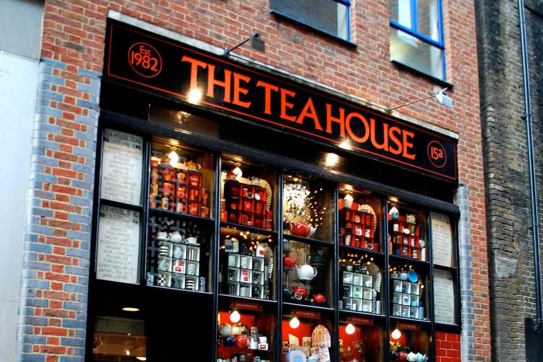 The Tea House covent garden
