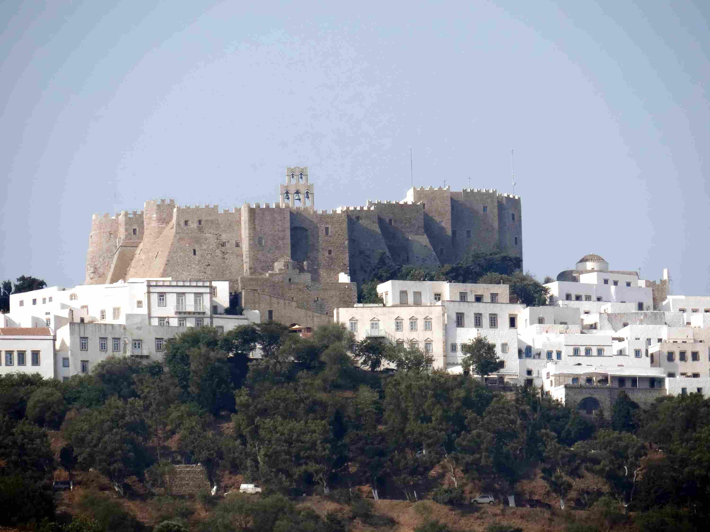 Monastery of St. John the Theologian on Patmos