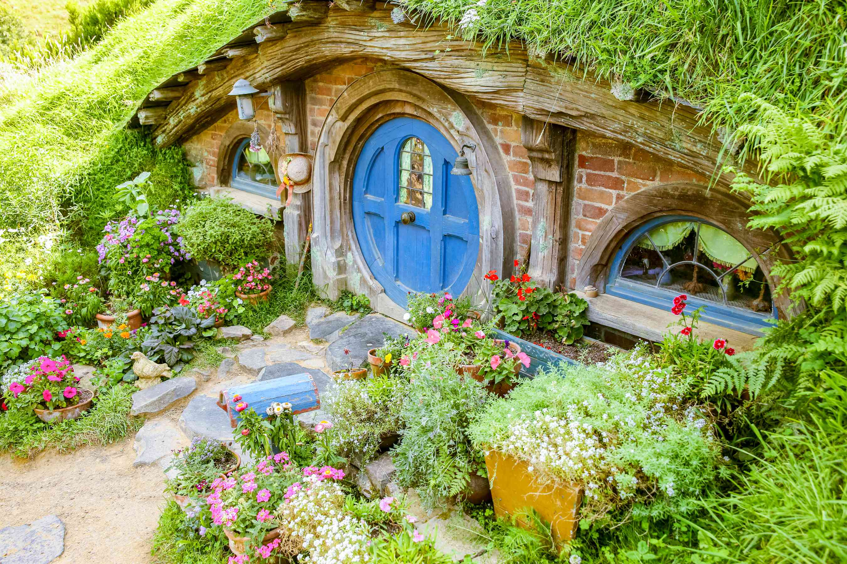 A small house in hobbiton