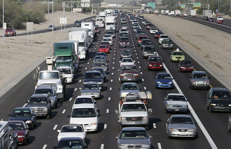 Phoenix rush hour