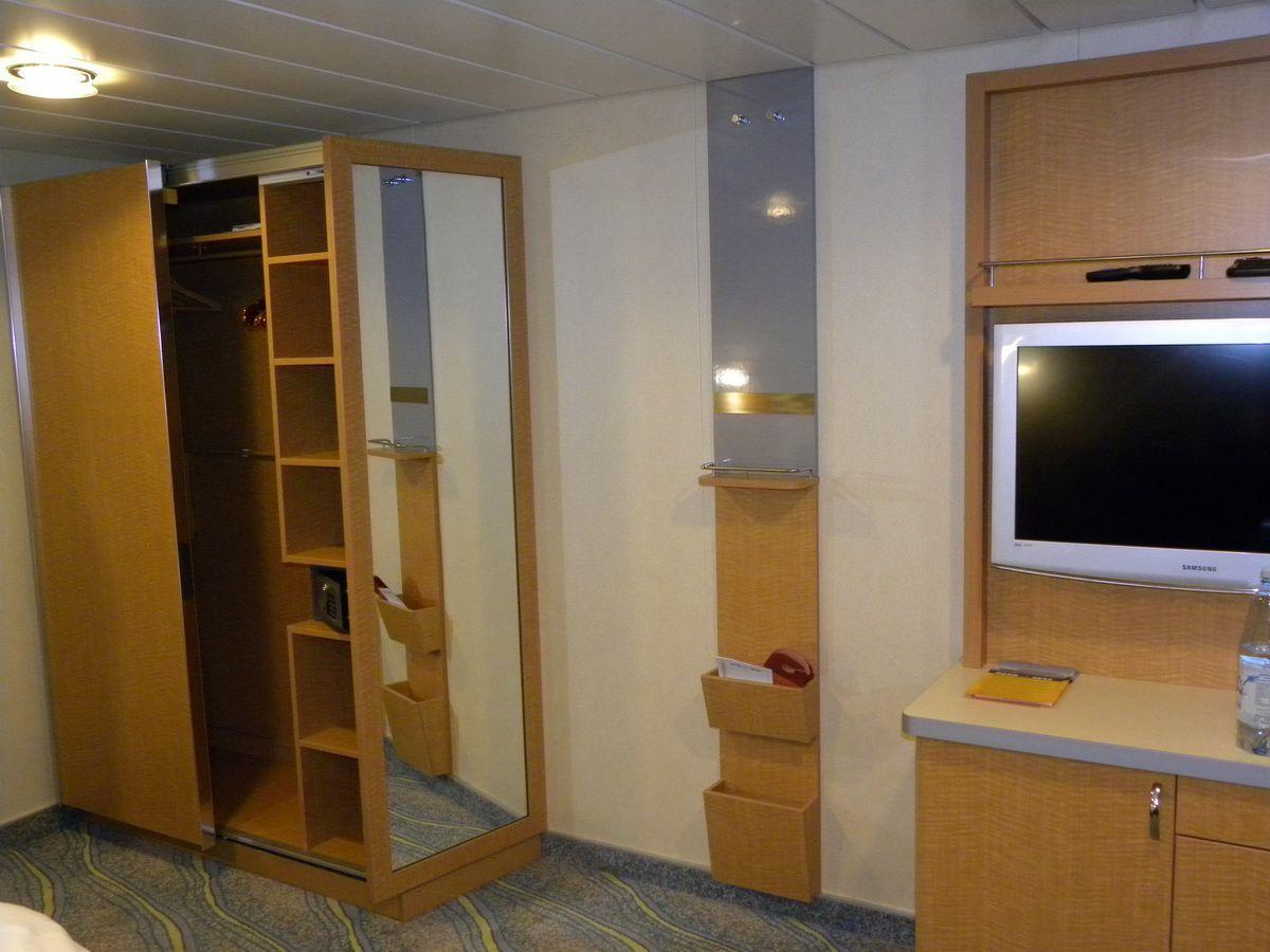 Family Interior Cabin storage