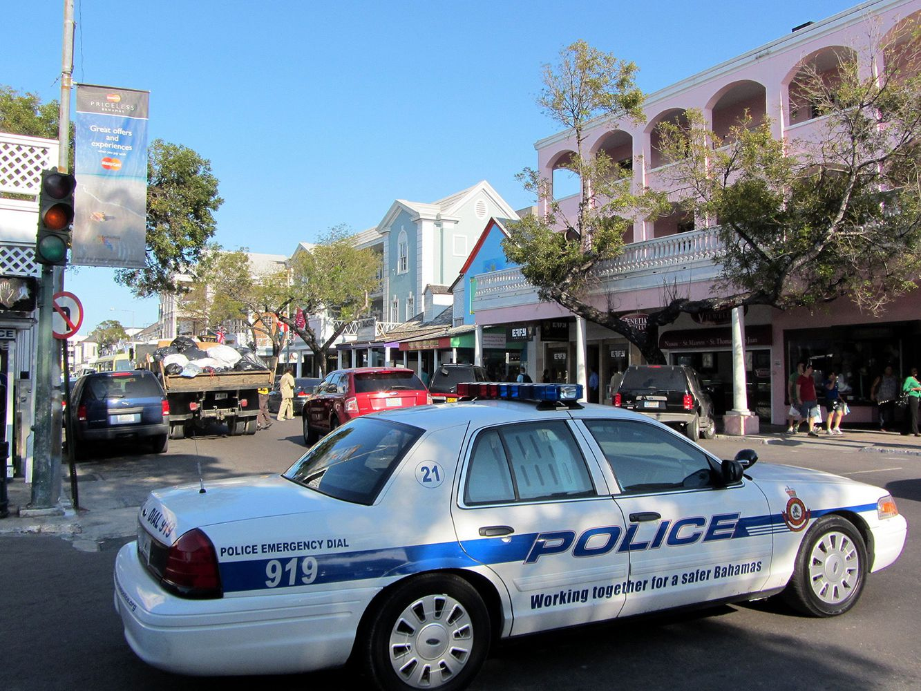 The Bahamas: Crime Information and Safety Tips