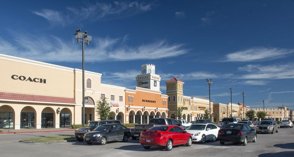 Outlet Shopping Near Austin