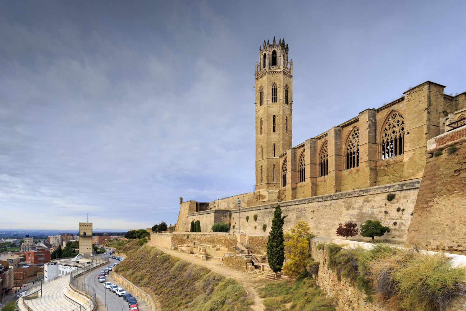 Cathedral of Lleida, Spain