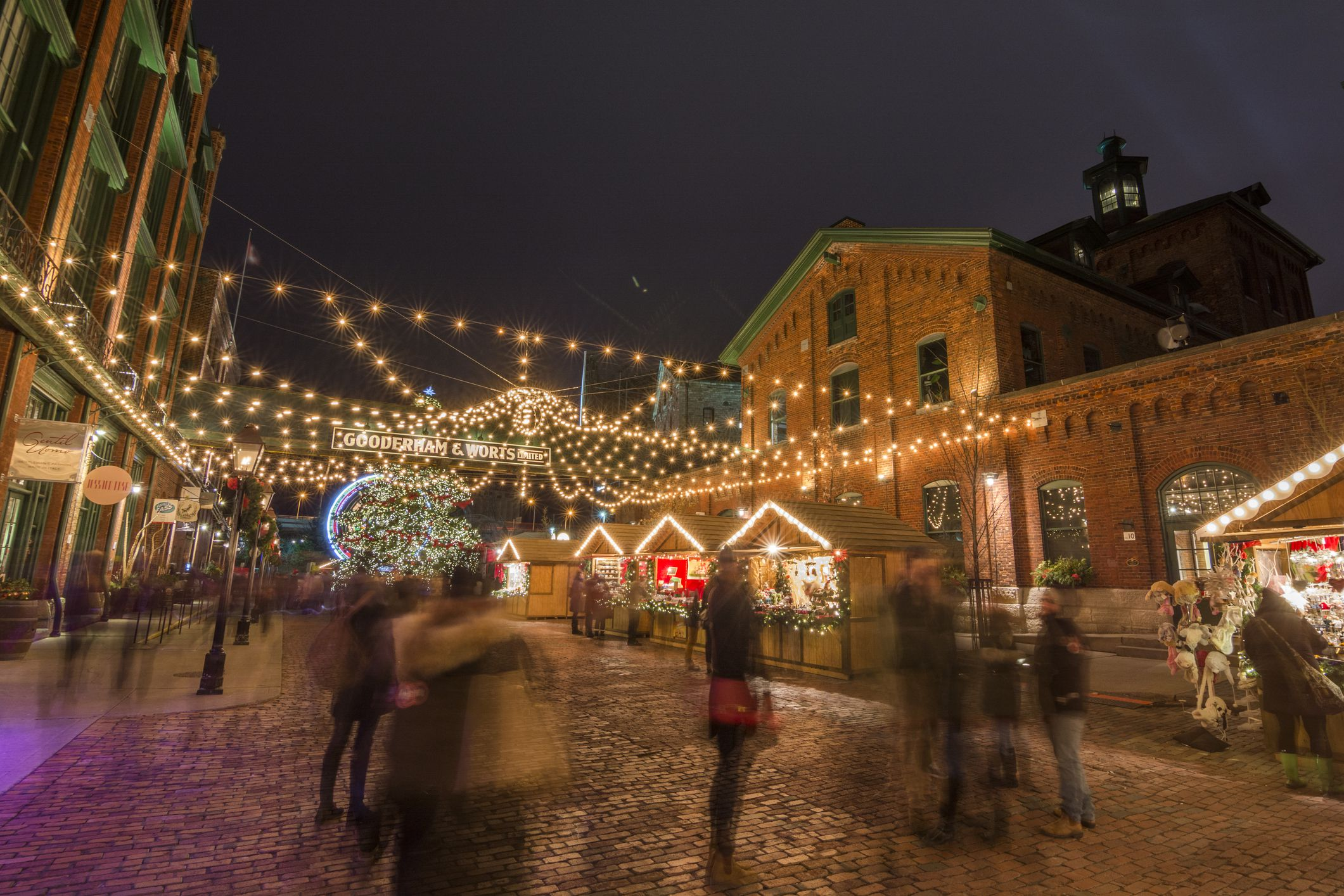 Christmas and Holiday Events in Toronto