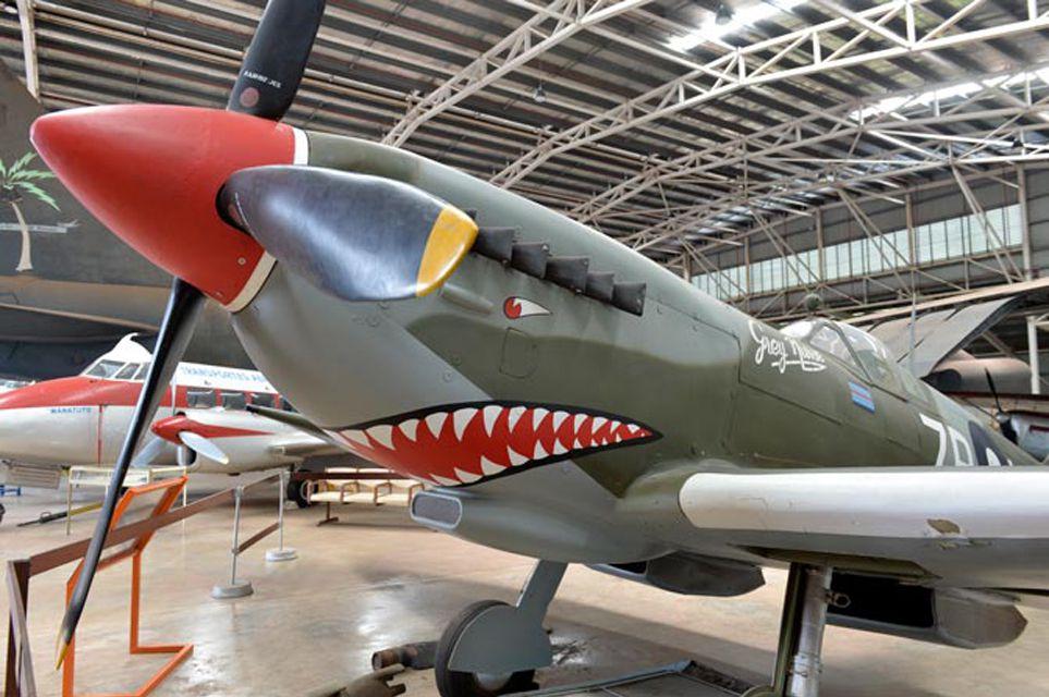 Réplica del Spitfire Supermarine
