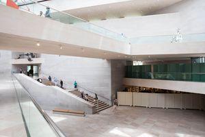 National Gallery of Art atrium
