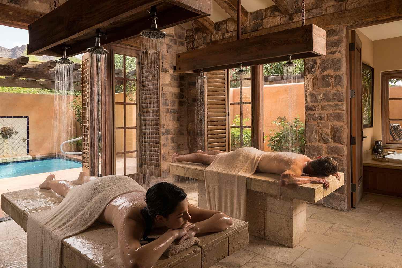 Top Ten Romantic Spas In The Us