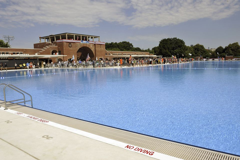 McCarren Park Pool Re-Opening