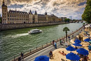Paris-Plages, France