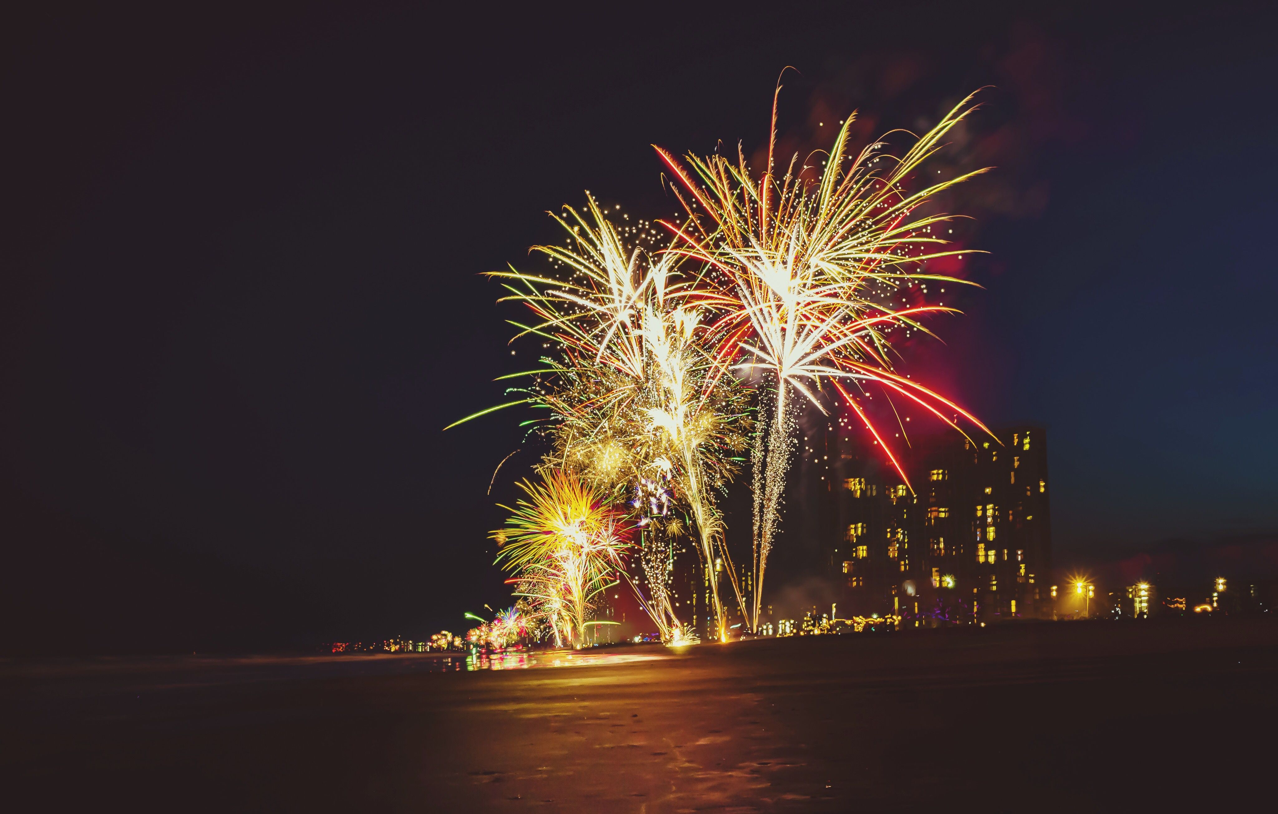 Legal and Illegal Fireworks in South Carolina