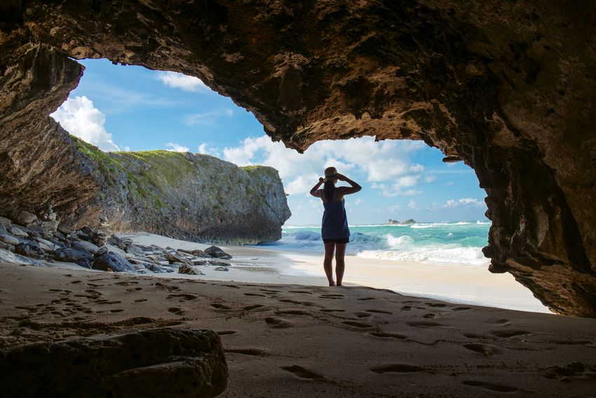 Turks and Caicos Cave
