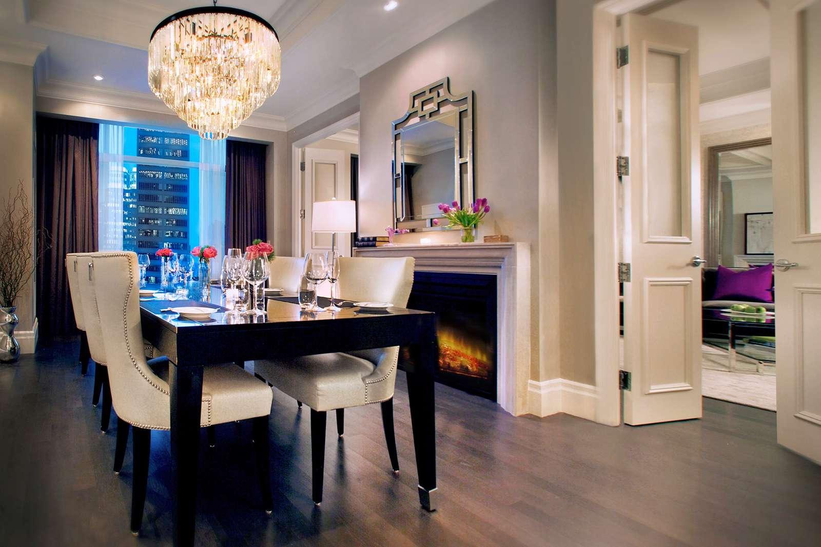 Trump Hotel Toronto suite