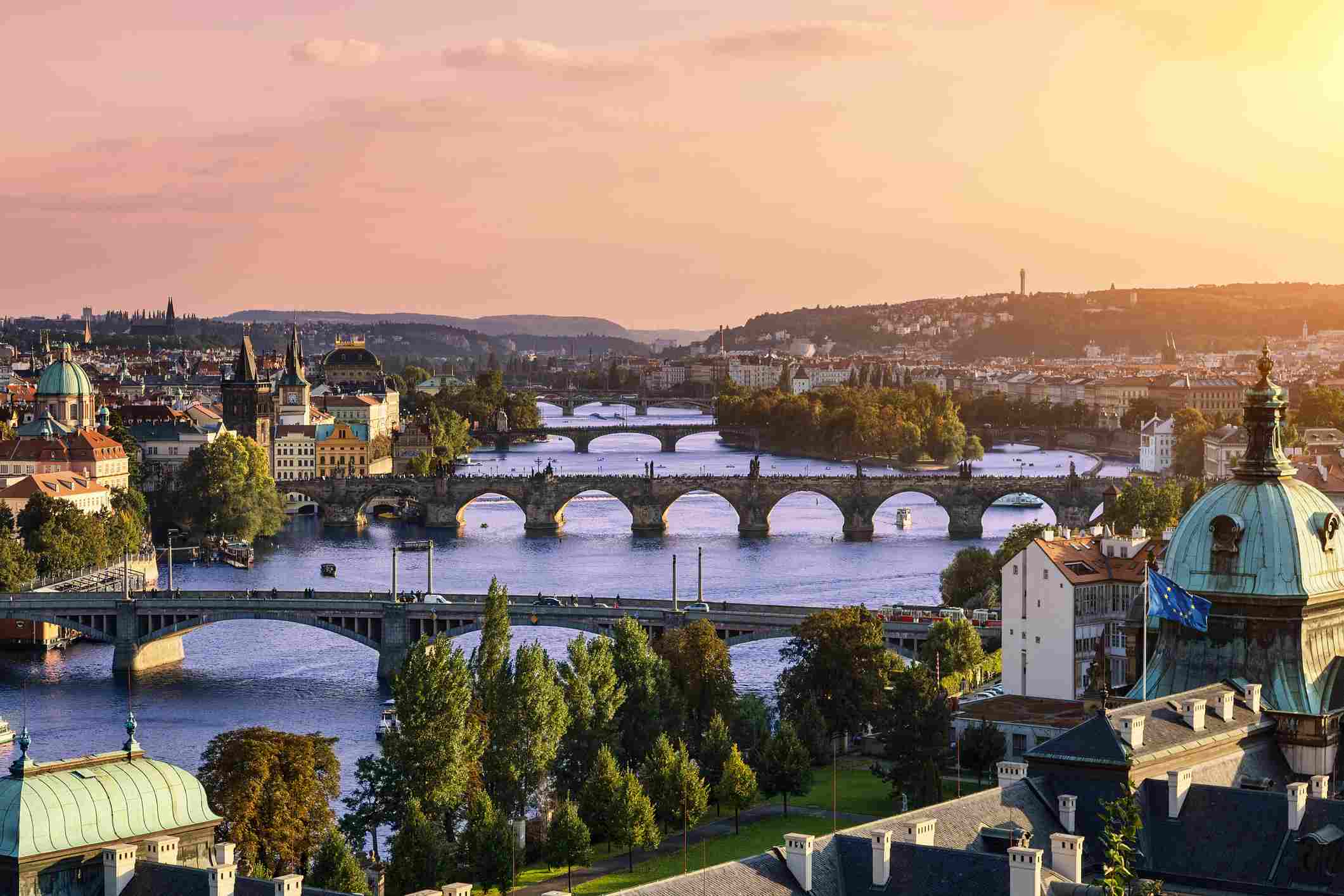 Top European Cities From Cheapest To Most Expensive