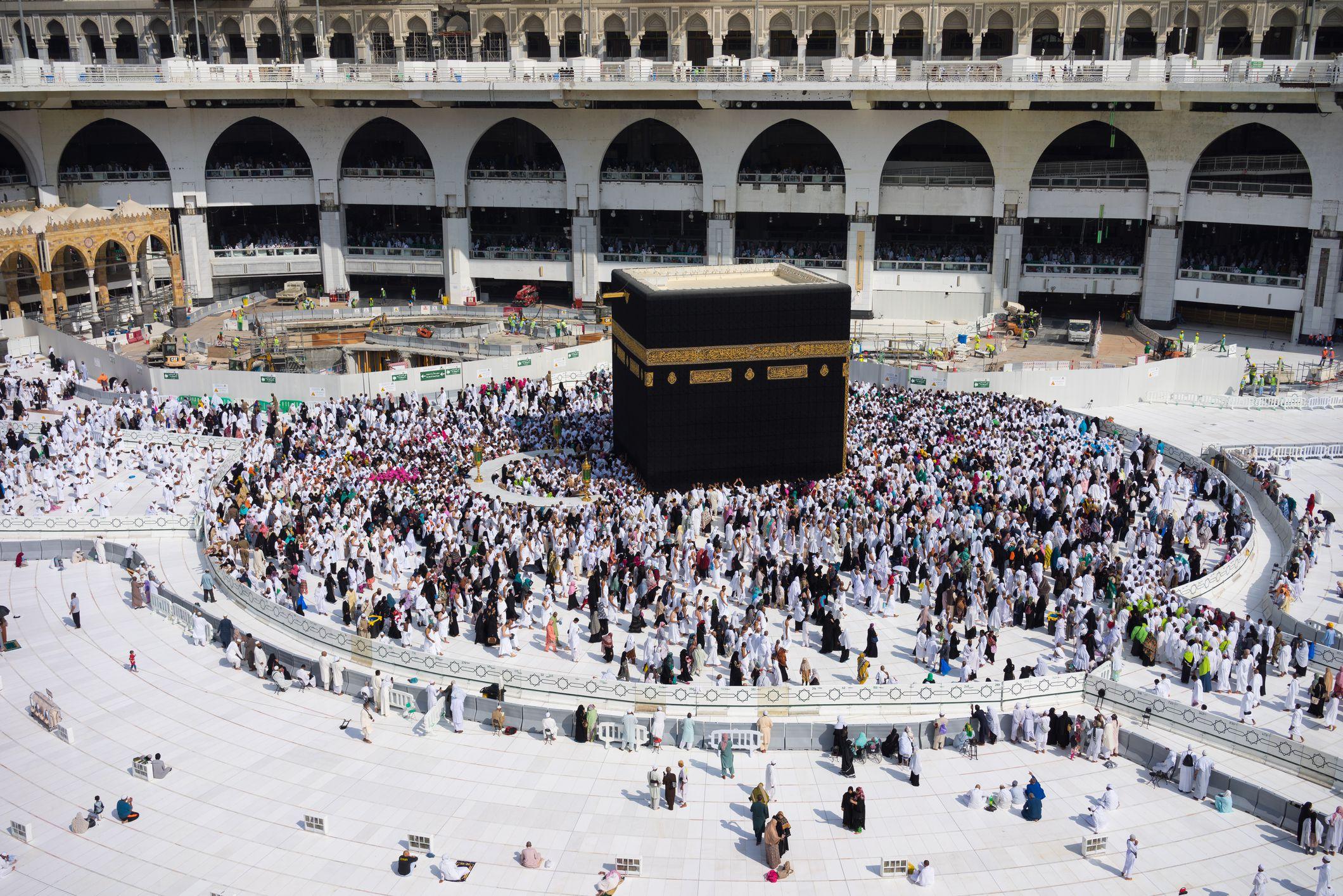 Kaabah, Mecca, Saudi Arabia
