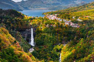 Nikko Landscape