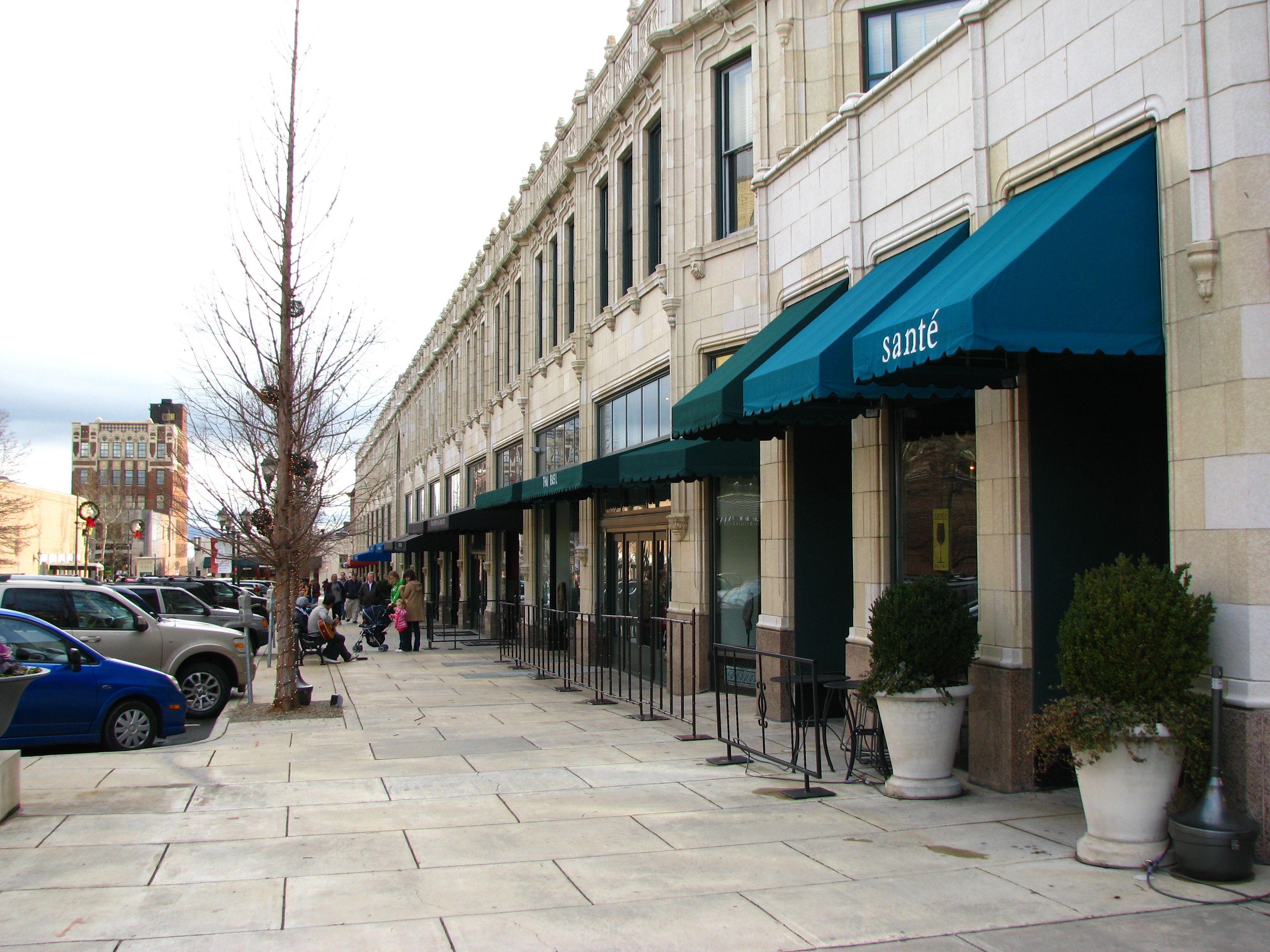Sante Wine Bar and Retail Shop