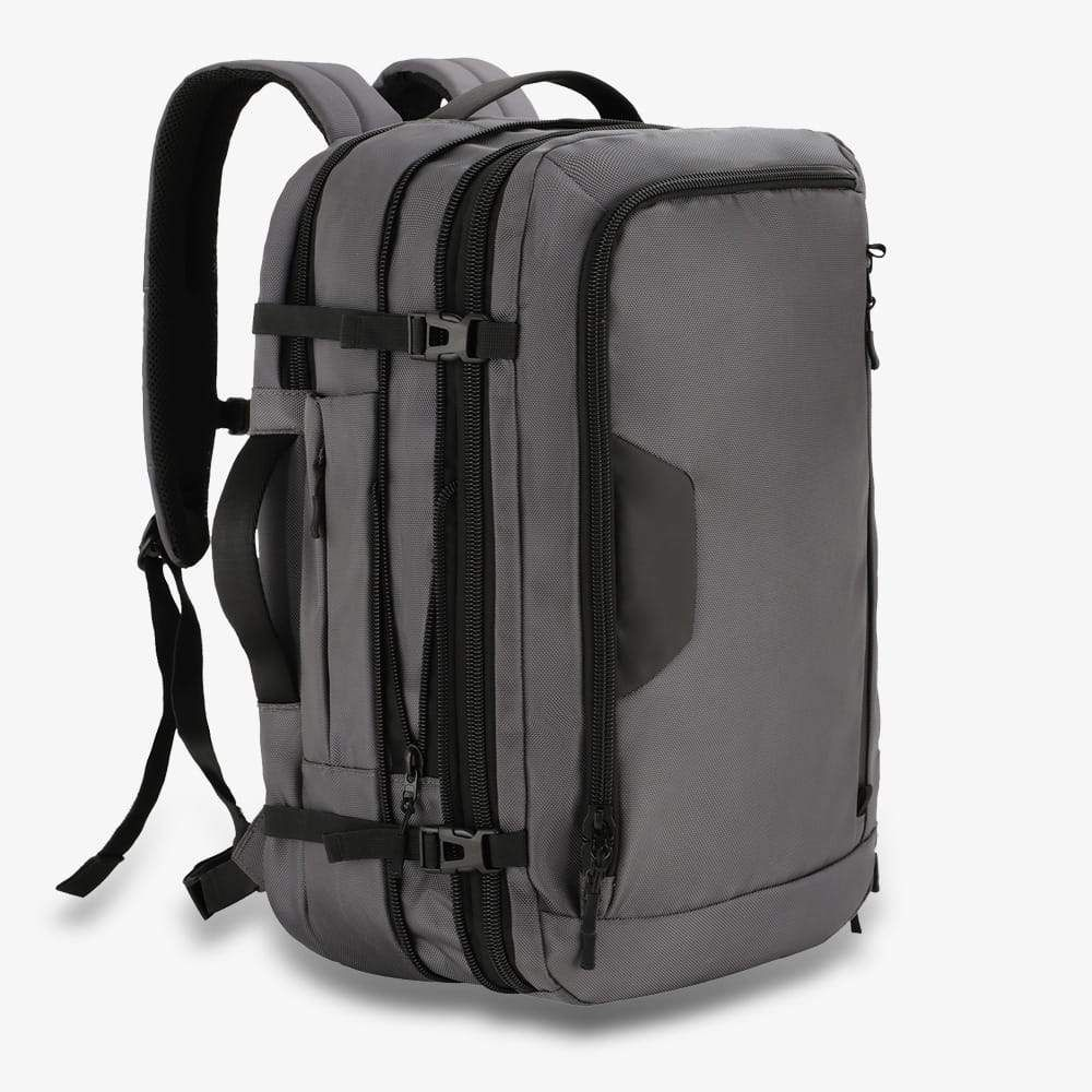 MIER Expandable Travel Backpack Business Lugguage Backpack