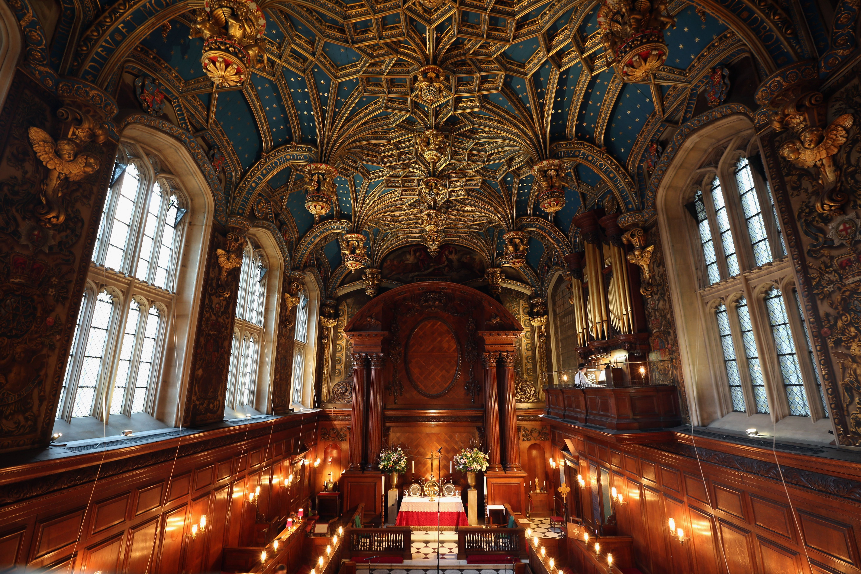 Hampton Court Palace Chapel