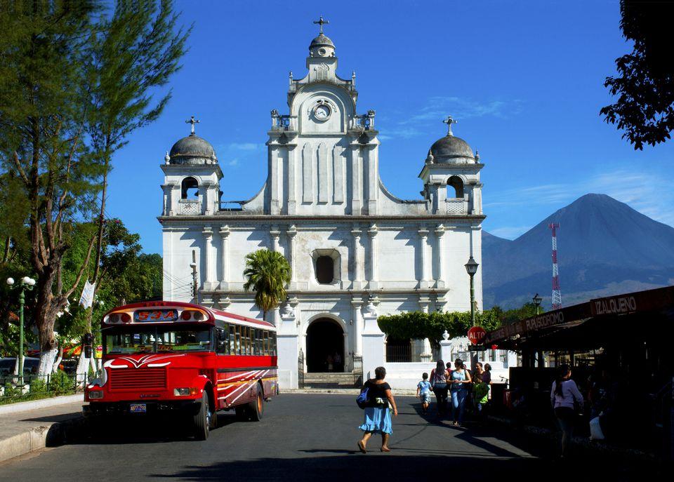 Izalco, El Salvador
