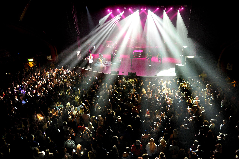Show at the Manchester O2 Apollo