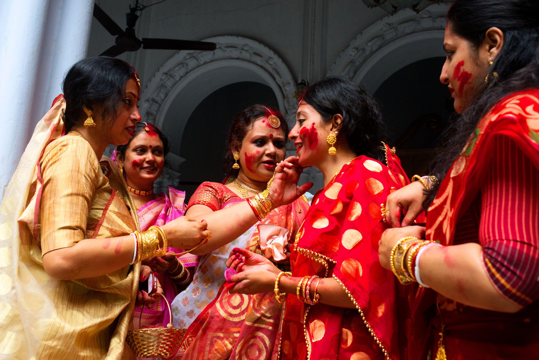 Durga Puja Vamillion