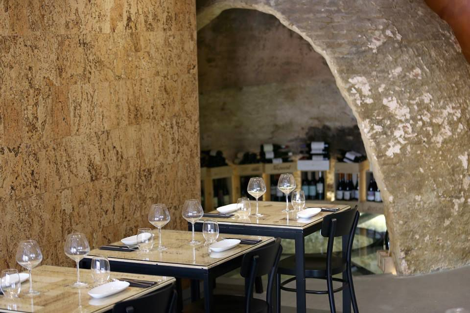 Lisbon Winery interior
