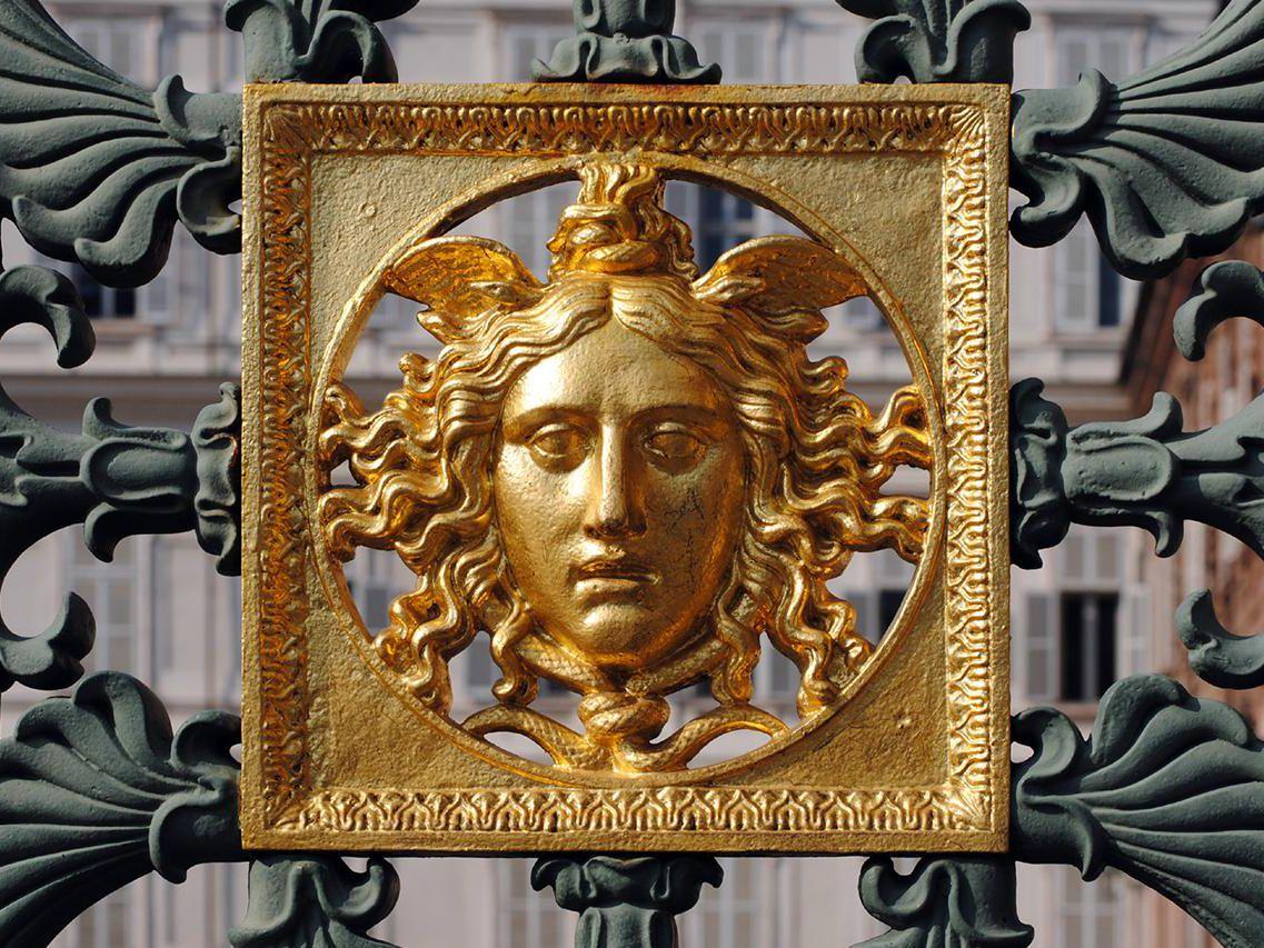 The Curse of Medusa From Greek Mythology