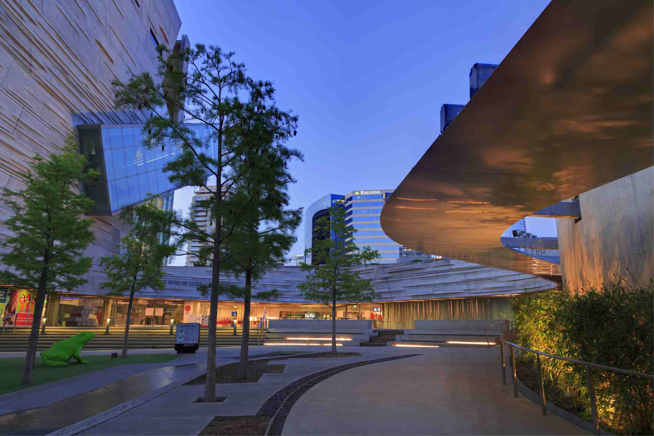 Perot Museum of Nature & Science, Dallas