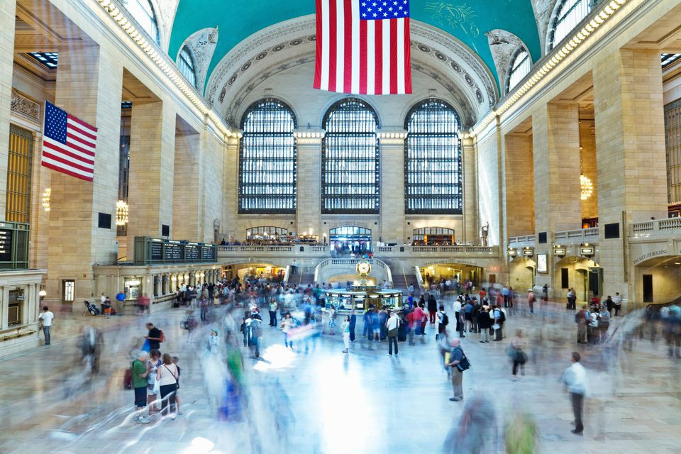 Grand Central Station Tour Free Friday