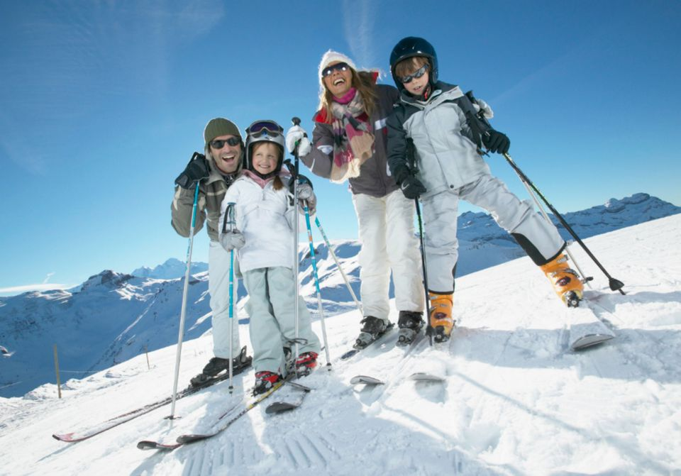Family Ski Vacation Packages