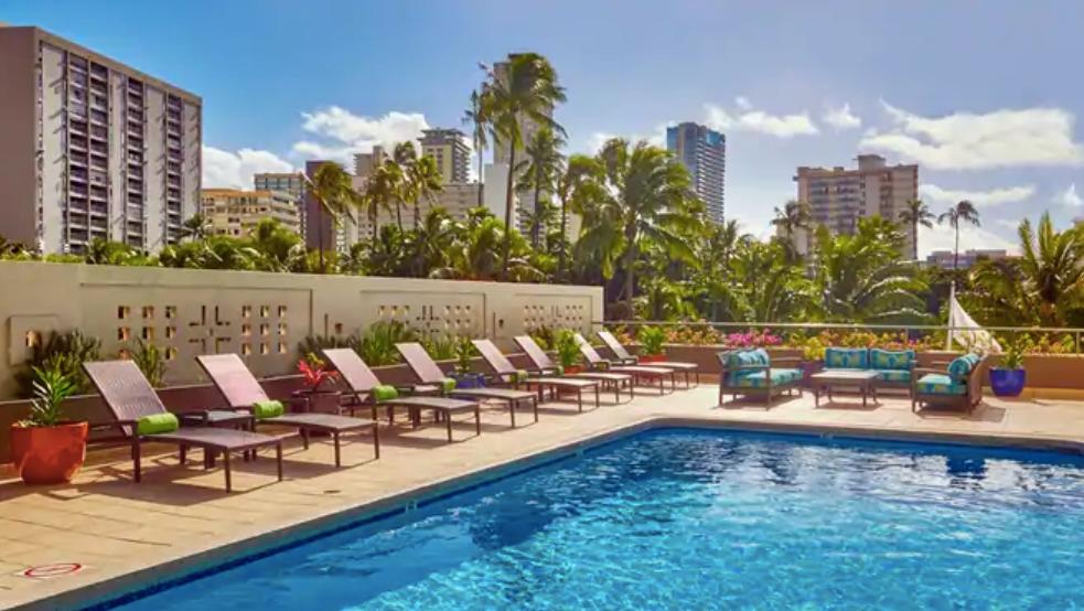 The DoubleTree by Hilton Alana Waikiki