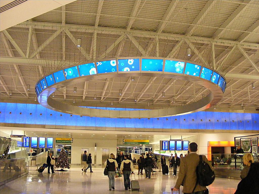 Your Guide to New York\'s John F. Kennedy International Airport