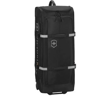 49cb1fe0570b Does the Victorinox Explorer Wheeled Duffel stack up for adventure travel