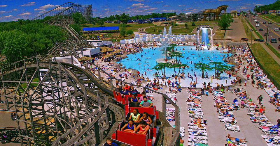 Mt. Olympus Water Park and Theme Park