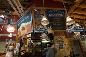 Granville Island Brewery taproom