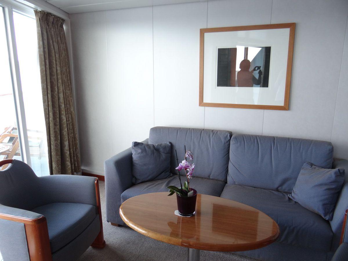 Midnatsol Grand Suite - Hurtigruten Coastal Liner Accommodations