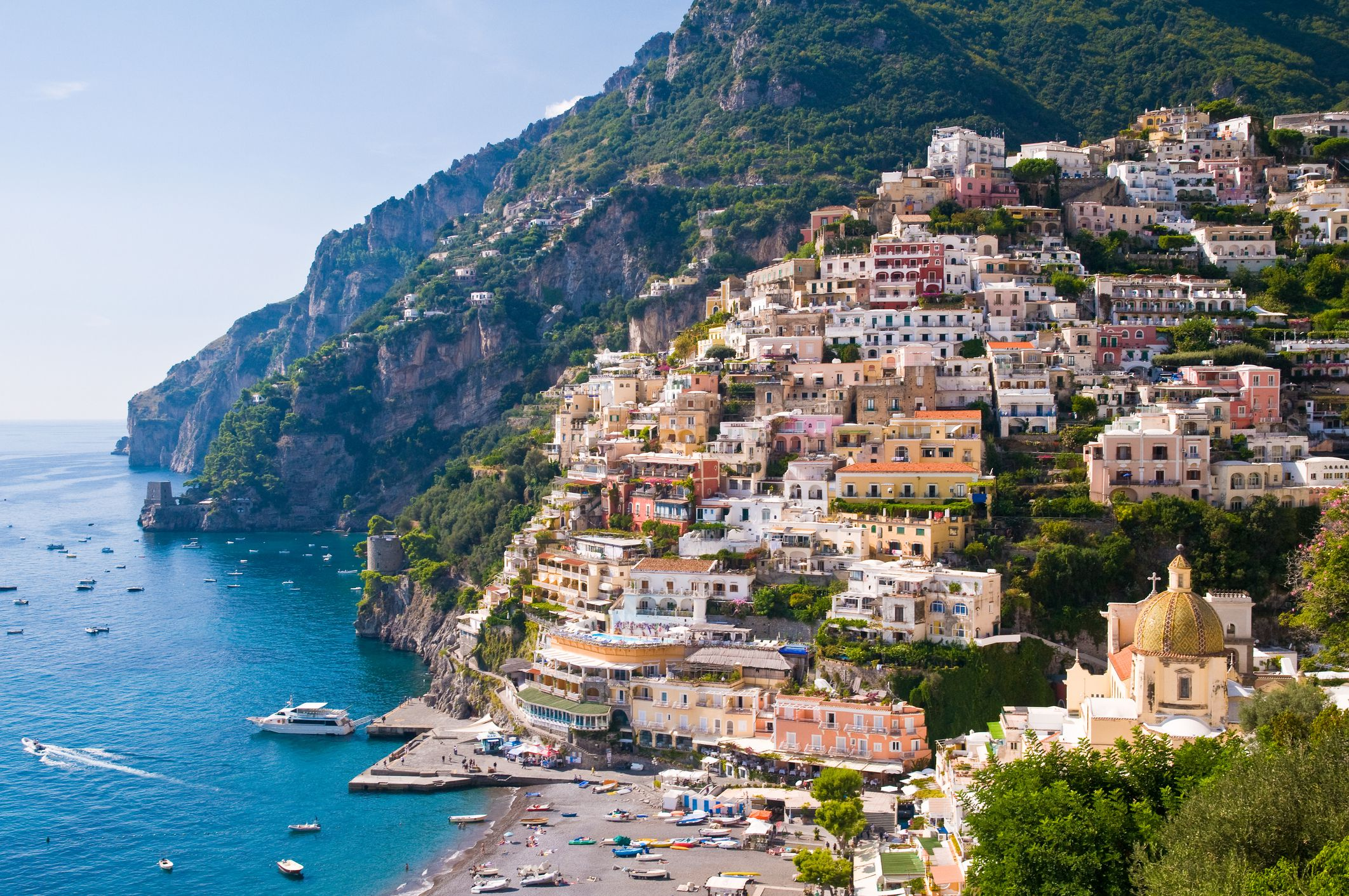 The Best Time to Visit the Amalfi Coast
