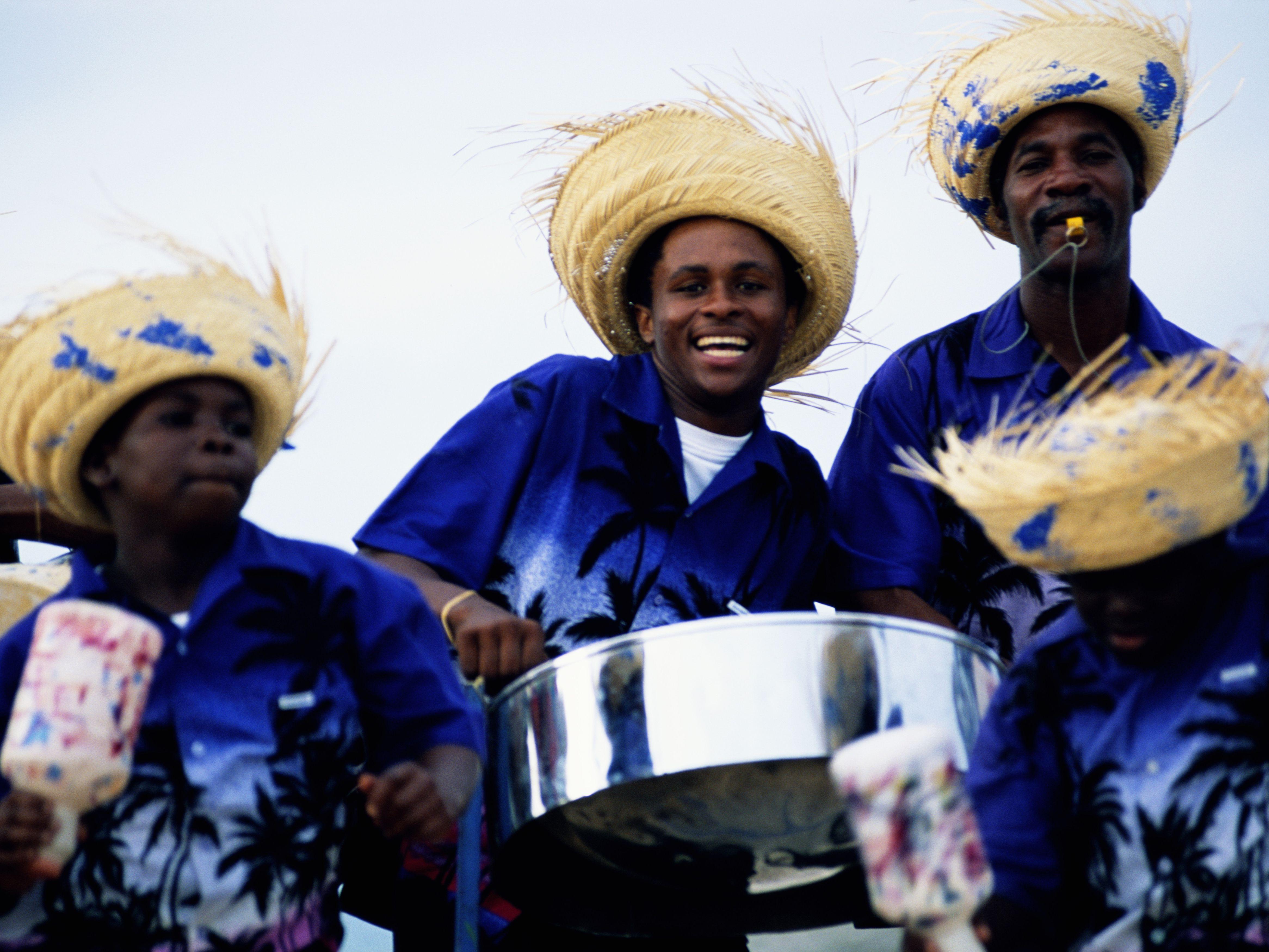 Beyond Reggae: The Traveler's Guide to Caribbean Music