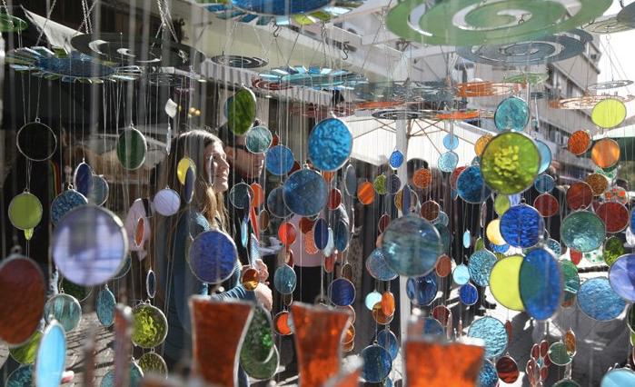 Crafts market, Tel Aviv