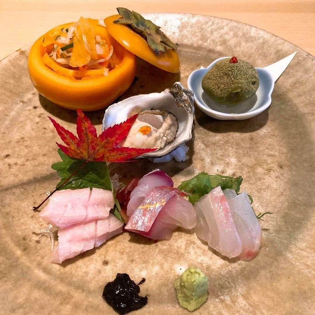 Omakase at Kabuto