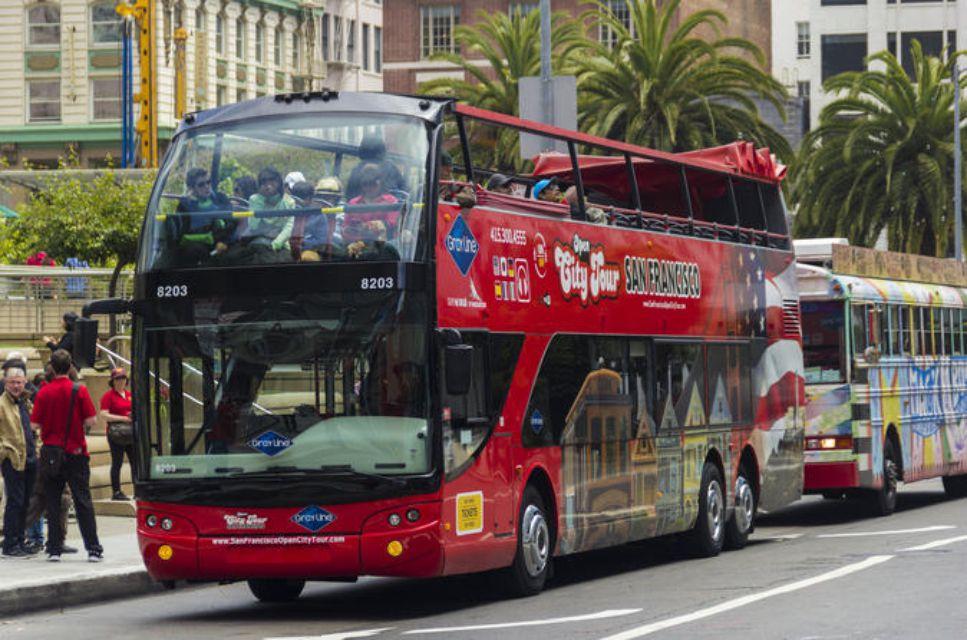 San Francisco Hop-On Hop-Off Tour