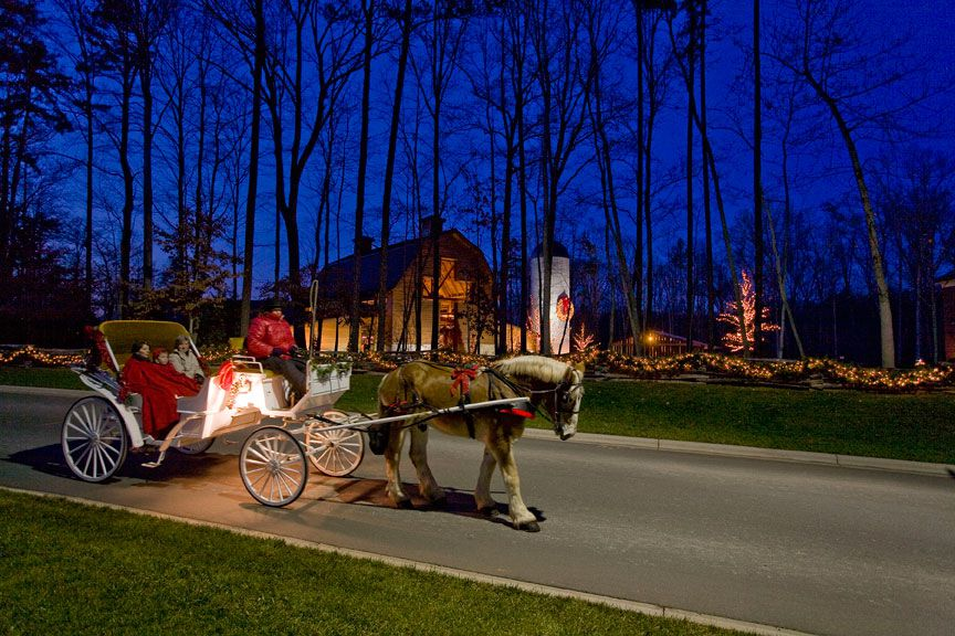 christmas at the billy graham library in charlotte north carolina has quickly become one of the premier holiday celebrations in charlotte