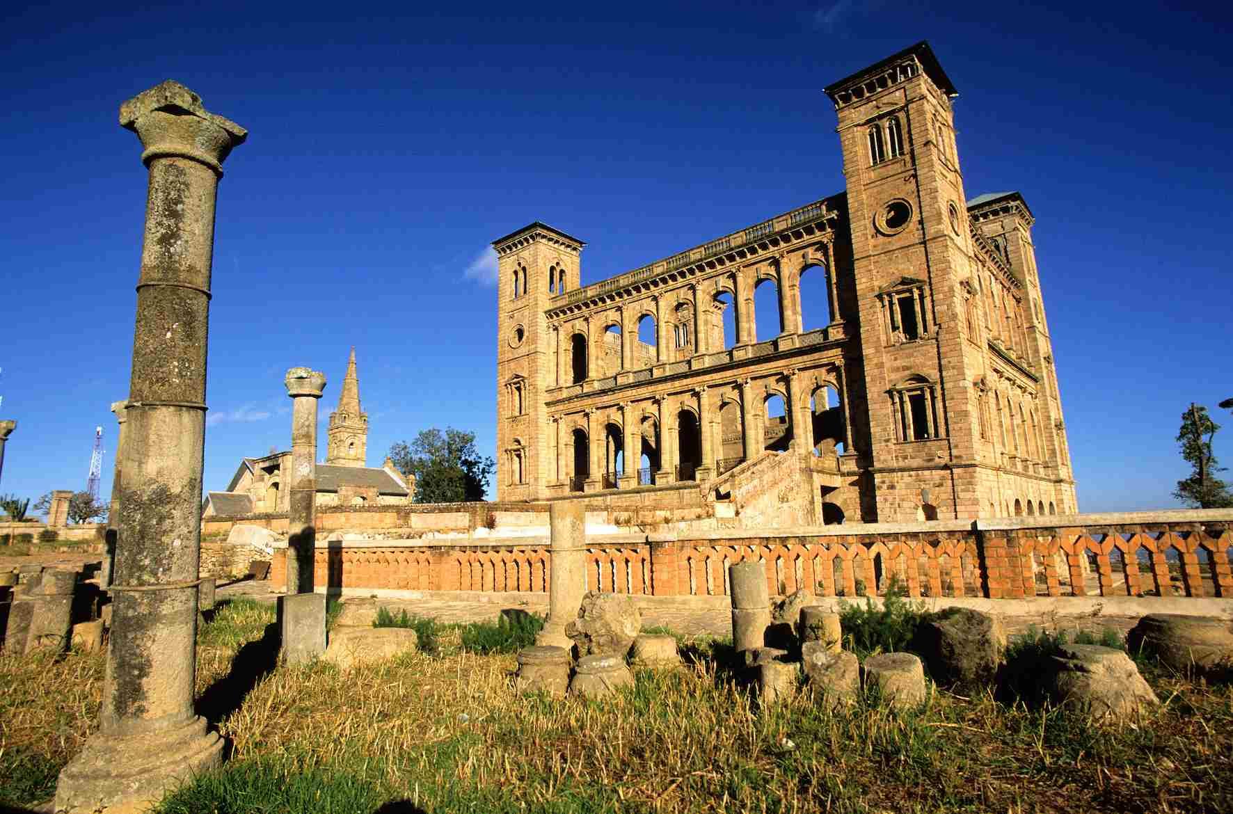 Complejo del Palacio Rova, Antananarivo