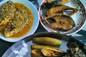 Bengali food.