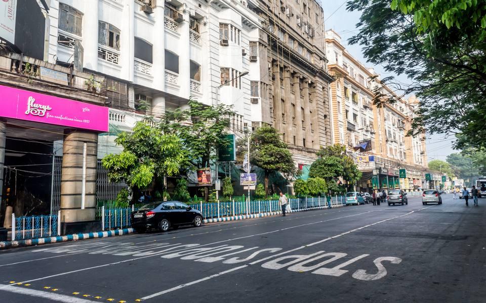 Park Street, Kolkata.